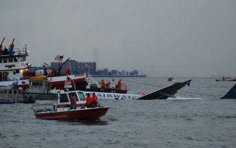 Cud na rzece Hudson - katastrofa lotu US Airways 1549
