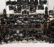 Niesamowita kolekcja aparatów i obiektywów Nikona - zdjęcie