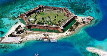 Fort Jefferson na Florydzie