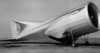 Alexander Lippisch i Aerodyne