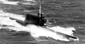 Tajemnicza historia okrętu podwodnego K-129