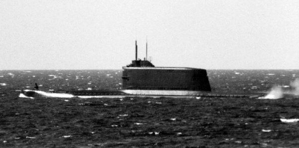 Okręt podwodny typu Golf II