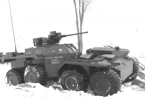 Lockheed XM808W