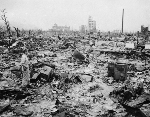 Ruiny Hiroszimy