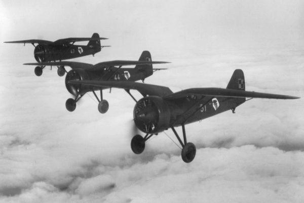 Formacja PZL P.11