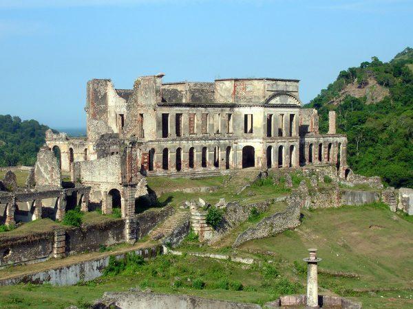 Pałac Sans-Souci (fot. Rémi Kaupp)