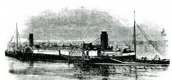 Bocznokołwiec SS Bessemer