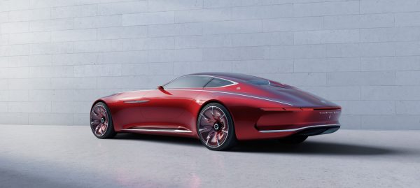 Vision Mercedes-Maybach 6 (for. Mercedes-Benz)