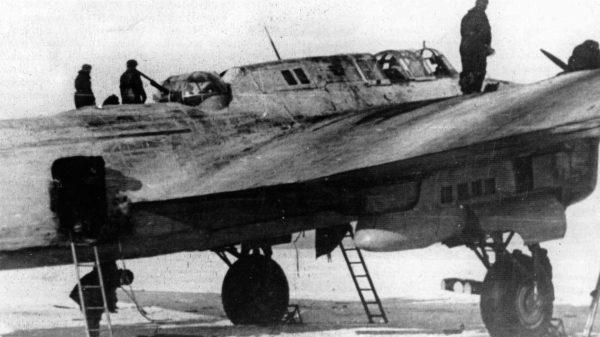 Petlakow Pe-8/TB-7
