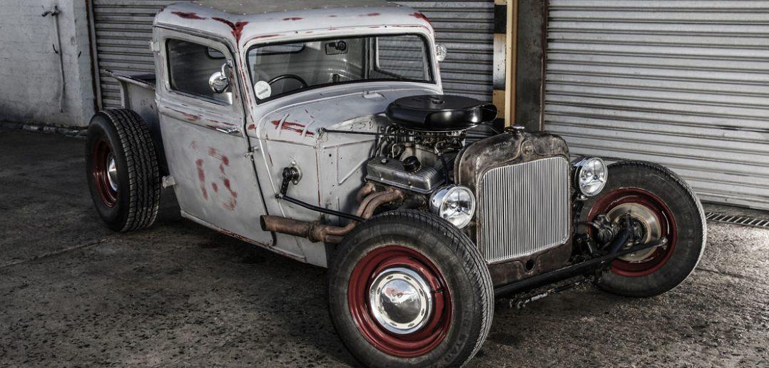 Hot rod - motoryzacyjna klasyka z USA