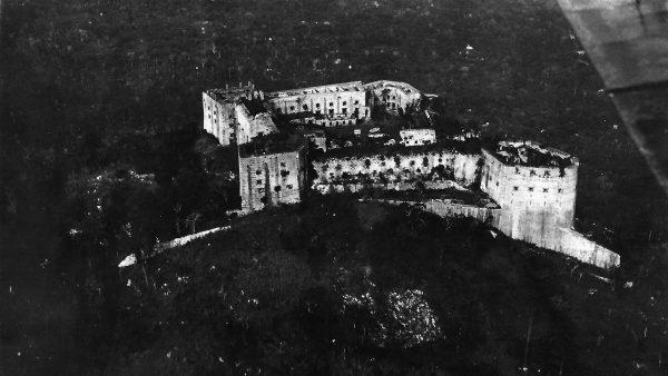 Citadelle Laferrière w 1920 roku (fot. USMC)