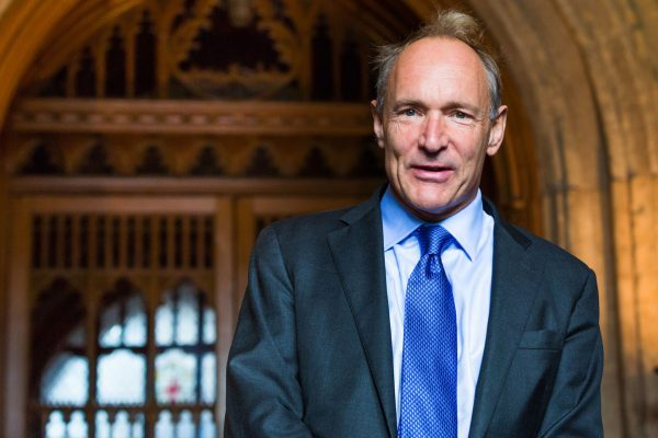 Tim Berners-Lee (fot. Paul Clarke)