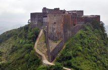 Citadelle Laferrière - olbrzymia twierdza na Haiti