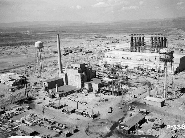 Jeden z reaktorów zbudowanych w ramach Projektu Manhattan