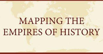 Największe imperia w historii - infografika