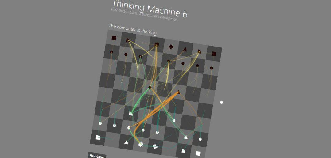 Thinking Machine 6 - nietypowe szachy