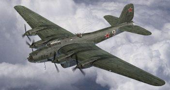 Petlakow Pe-8 - radziecka latająca forteca