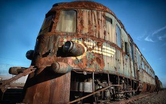 Zapomniany pociąg Orient Express - galeria
