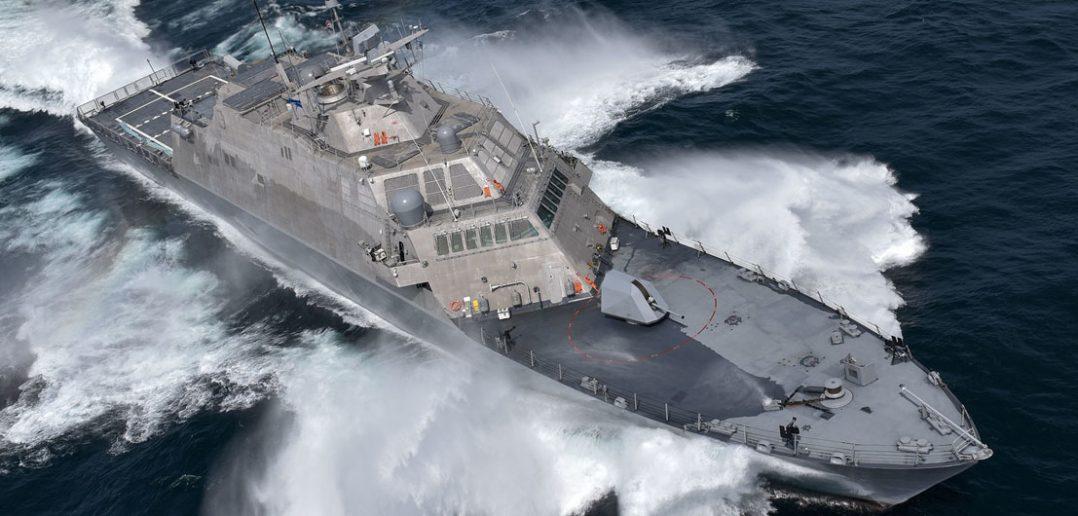 USS Detroit - siódmy LCS