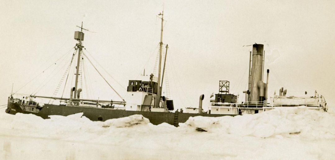 Baychimo - statek widmo dryfujący przez 38 lat