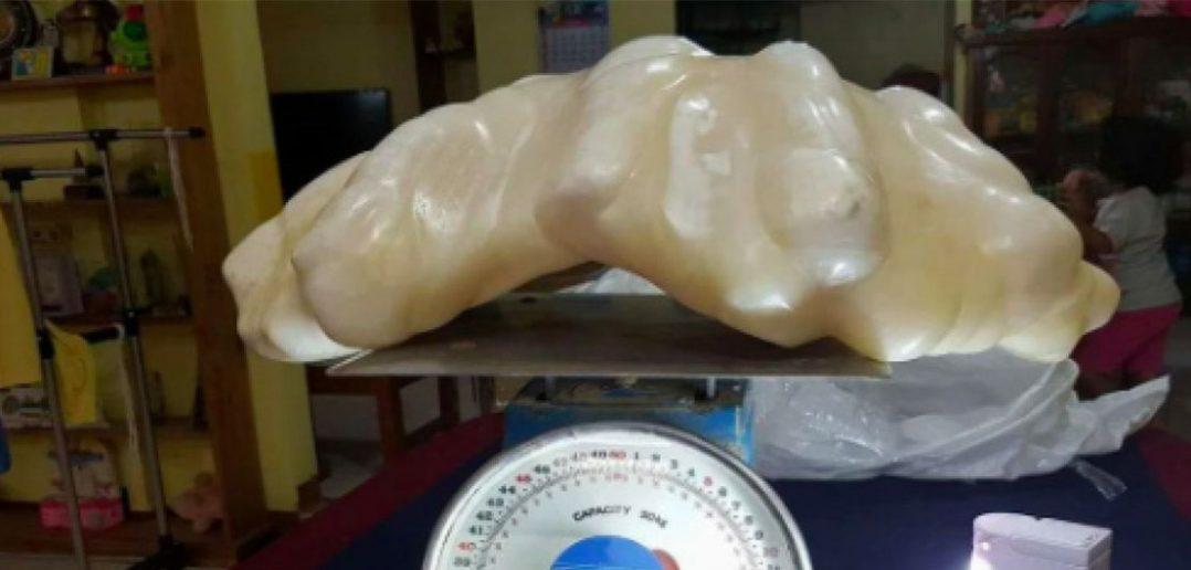Największa perła na świecie
