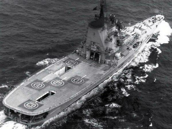 Helikopterowiec Leningrad