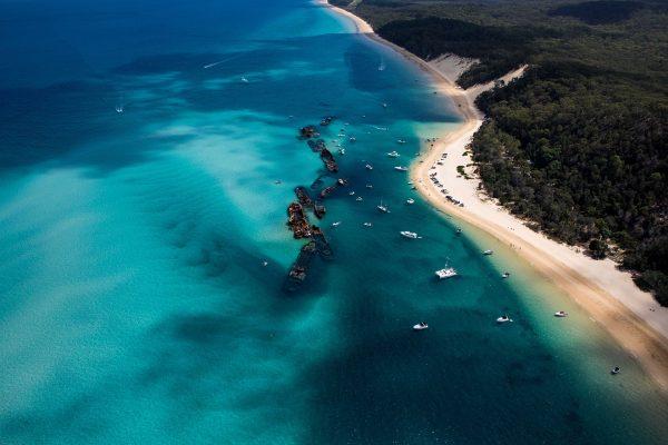 Tangalooma Wrecks (fot. Reilly Wardrope/tangalooma.com)