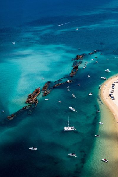 Tangalooma Wrecks (fot. Reilly Wardrope /tangalooma.com)