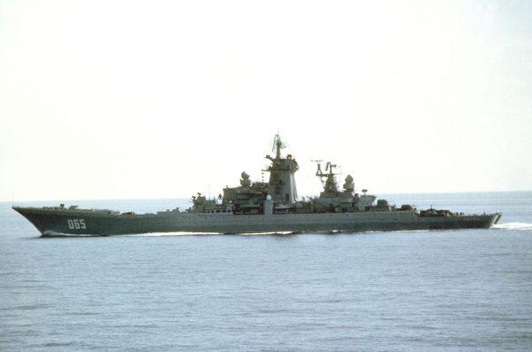 Krążownik Kirow