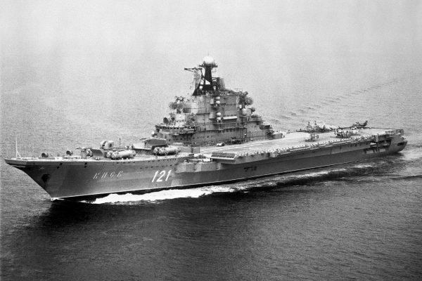 Lotniskowiec Kijew