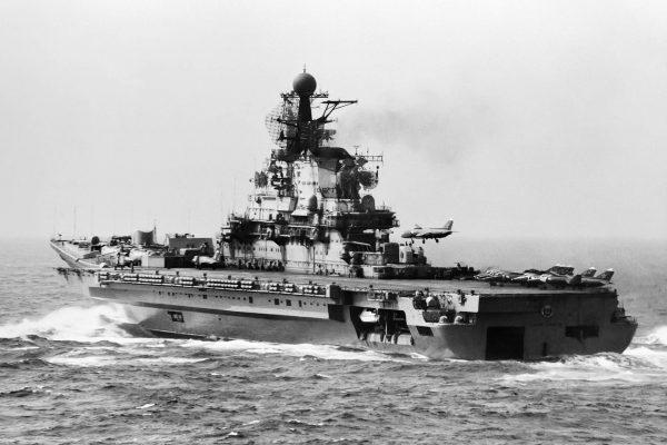 Lotniskowiec typu Kijew