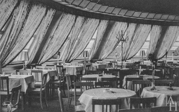 Restauracja na szczycie Kugelhaus
