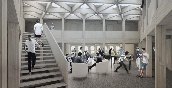 Wizja nowego kompleksu stacji Arctowski