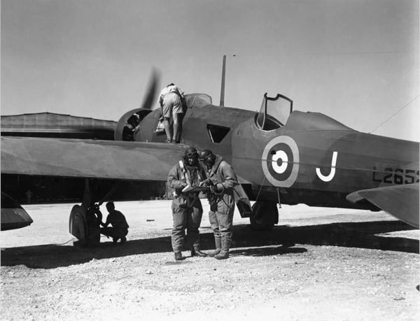 Vickers Wellesley