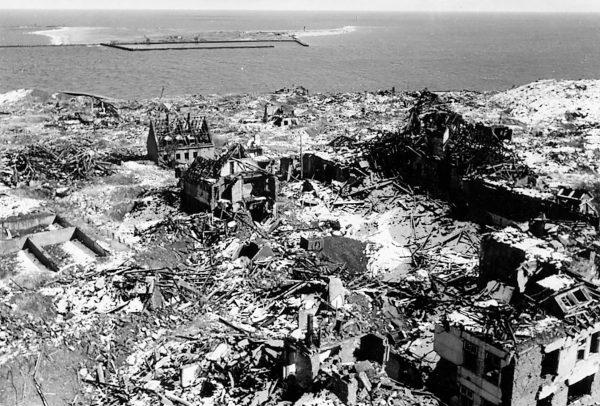 Helgoland po II wojnie światowej