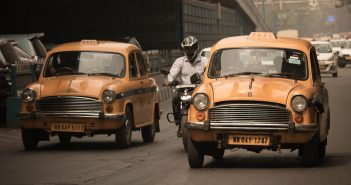 Hindustan Ambassador - król indyjskich dróg