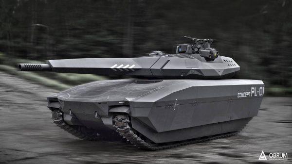Koncepcyjny pojazd PL-01