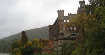 Bannerman's Castle - zapomniany arsenał na rzece Hudson