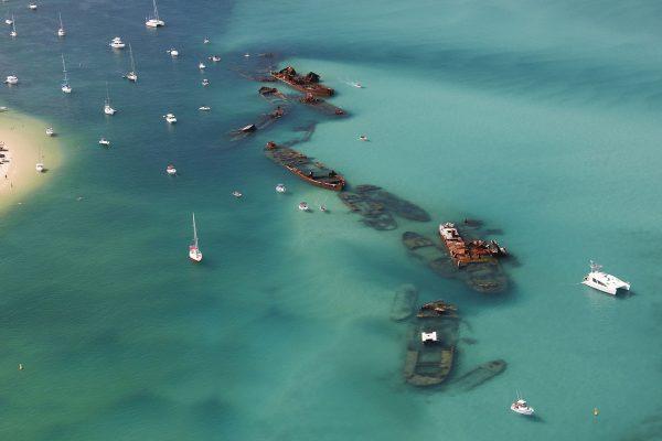 Tangalooma Wrecks (fot. tangalooma.com)
