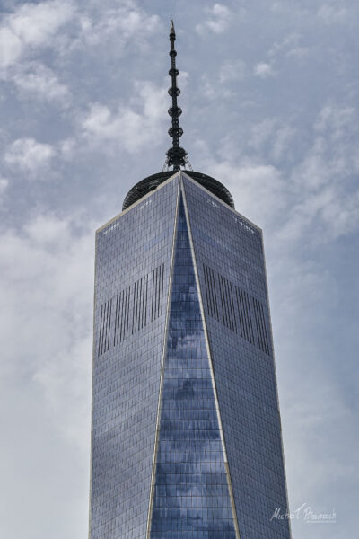 One World Trade Center (fot. Michał Banach)