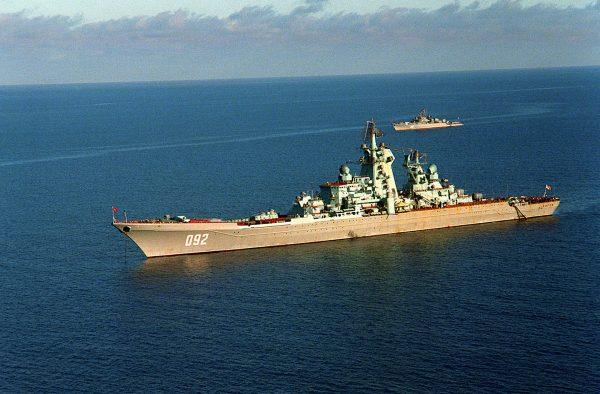 Krążownik Admirał Uszakow