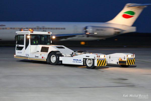 Port lotniczy Poznań-Ławica (fot. Michał Banach)