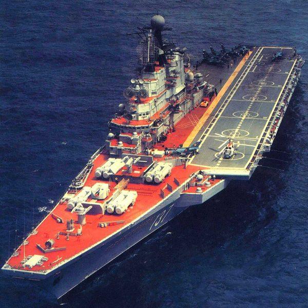 Lotniskowiec Noworossijsk