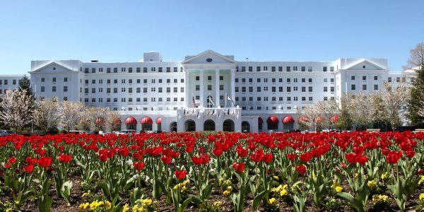 Hotel The Greenbrier (fot. nieznany)