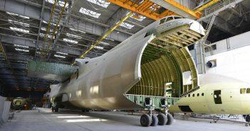 Ukraina sprzedała licencję na An-225 do Chin