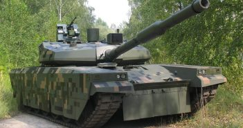 PT-16 - zmodernizowany PT-91 Twardy
