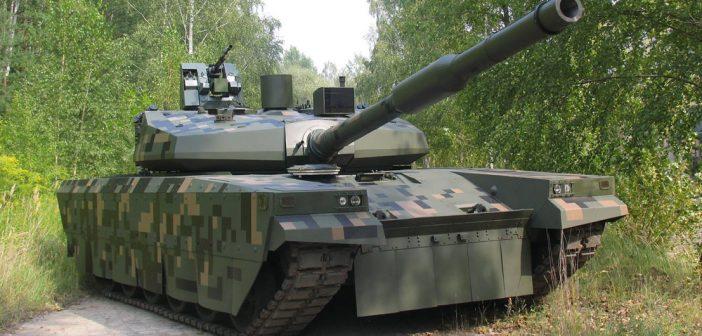 PT-16 – zmodernizowany PT-91 Twardy