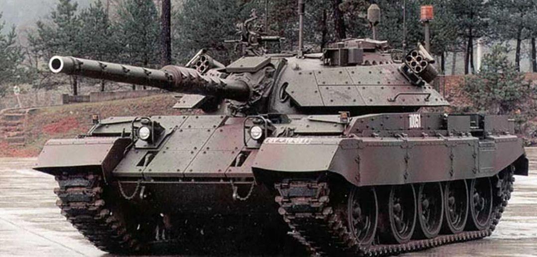 Słoweńskie czołgi M-55S na sprzedaż