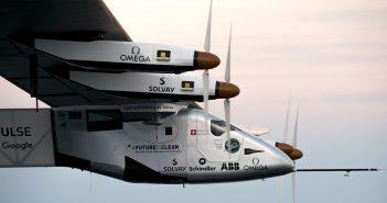 Solar Impulse 2 - podsumowanie lotu