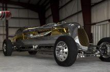 1940 Packard Royal Streamliner Roadster